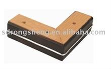 RS7804 15x15x5x5 Solid wood Sofa Leg