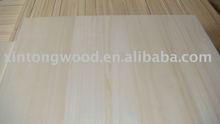 paulownia solid wood panels