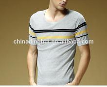 2015 custom design new stylish fancy t shrt cheap t shirt men