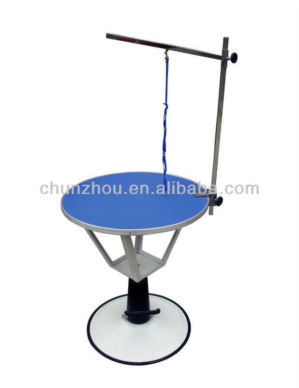2014 Hydraulic Round dog grooming table /N-204/N-204A