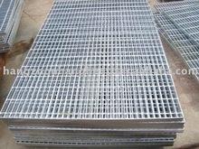 Prefabricated Galvanised Steel Deck Grating