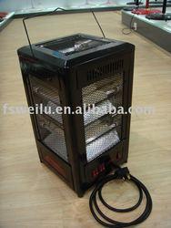 Home Appliances 2015 new model elegant design 5 sides room heater (PSL-200B)