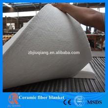 1260 128kg m3 ceramic fiber blanke for electric equipment