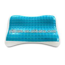 Cooling Gel Chip Added, Memory Foam Gel Pillow