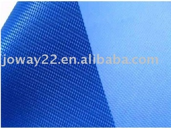 PVC backing fabric/oxford cloth/polyester fabric