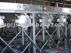 starch pulp separating washing recyling refining machines