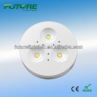 3W 12v hot seller high power led dimmable cabinet light ,