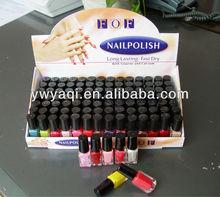 2013 Hot Selling Kids 5ml Promotion Kids Nail Polish
