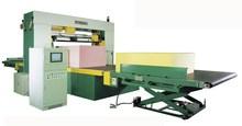 Automatic CNC Vertical and Horizontal Contour Foam Cutting Machine