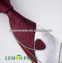 New Design Silk Printed Necktie For Men