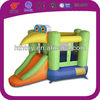 High funny lovely small outdoor inflatable slide