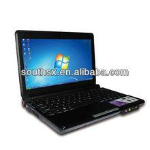 "10.1"" intel atom D2500 mini laptop laptops"