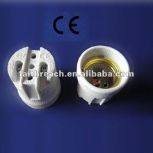 Made in China---CE porcelain E27 cfl lamp holder
