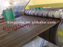 metal automatic slitting machine for steel sheet