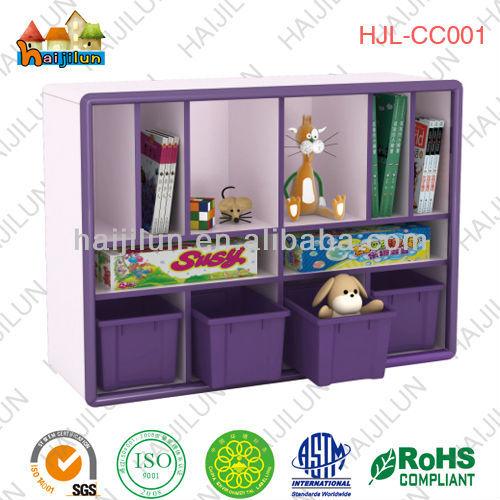 Modern School Daycare Center Furniture Kids Cabinet Children Furniture Toys Storage Cabinet