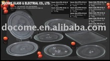 Microwave turntable tray 016