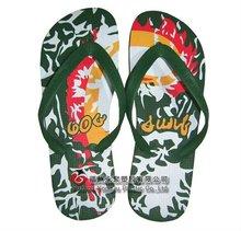 Hot sale rubber eva men slipper