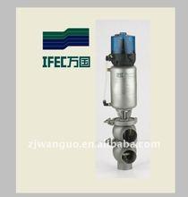 Sanitary Pneumatic mix-proof valve