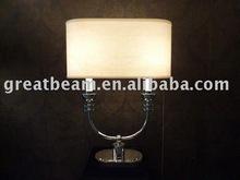 Fancy Modern Hotel chrome table\desk lamp B2209