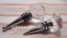 crystal wine cork&stopper
