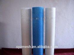 Alkali-Resistant Fiberglass Mesh 145g/m2 5*5 1*50m