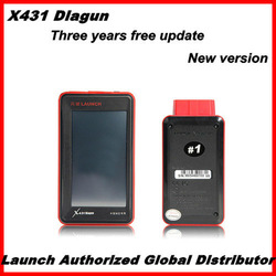 2013.5 Newly Great Deal launch X431 diagun 120 Vehicles with English , Gemany , French , Turkish , Polish , Russian and Spanish