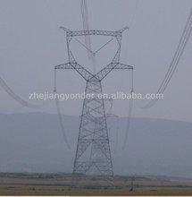 110KV transmission line steel tower