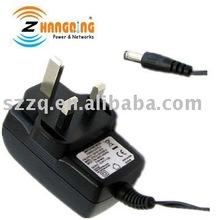 24V 500mA 12W AC/DC Power Supply with UK plug