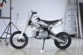 125cc dirt bike com auto motor pontapé inicial. Hot