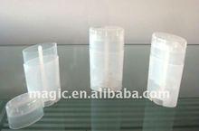 clear Deodorant stick container
