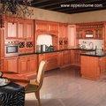 Habsburg carvalho vermelho sólido armário de cozinha de madeira