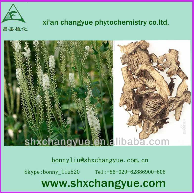 Natural fine Powder Black Cohosh Extract