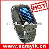 LED-00XX# stlye LED fashion watch long battery life ,gift watch