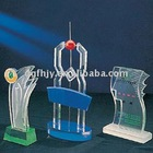 fancy acrylic trophy, FH-037, Acrylic award