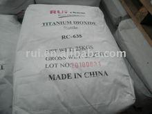 Titanium RC-635