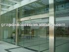 Glass Automatic Sliding Door with IR detectors