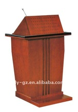 Church pulpits/wooden lecterns for churches/Wood pulpit