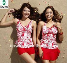 2011 latest design one piece swimwear