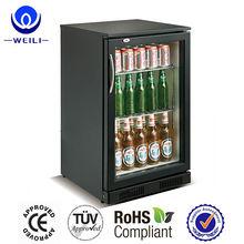 Single Glass Door Beer Chiller Fridge (SC-118F)