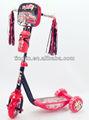 2014 nuovo design 3 grandi ruote scooter bambino