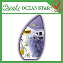 Hot sale 150g toilet solid air freshener