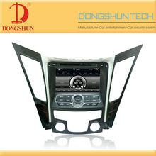 Double din in car dvd for Hyundai sonata 2011