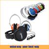 custom logo promotional headphone for mp3, smart phone, laptop