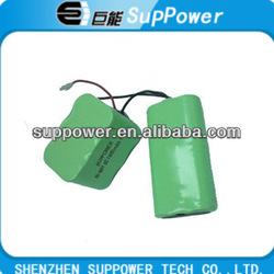SC size 14.4V 12V nimh battery pack 4000mAh nimh battery