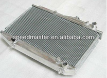 AUTO RACING ALUMINUM RADIATOR FOR TOYOTA SPRINTER COROLLA LEVIN AE86 4AGE MT 1983-1987 1986 1985 1984