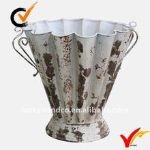 Factory price rustic garden pots