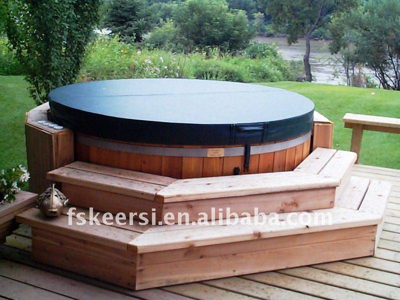 round spa copre per vasche idromassaggio-Spa vasce-Id ...