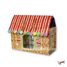 2012 new design promotion paper box