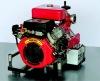 BJ-22B Air-cooled Portable diesel engine fire hydrant pump
