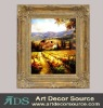 Wooden Oil Painting Frame